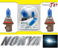 Nokya 7000K White 9007 HB5 Nok7214 100/80W Two Bulb Head Light Replacement Lamp