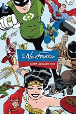 DC The New Frontier Deluxe Collected GN Darwyn Cooke Justice League New NM