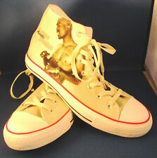 TRPL Hip Hop Series Vol 1 Dear Mama Tupac Shakur High Top Shoes Mens 9 Wo's 10.5