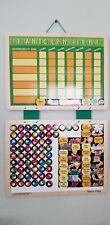 Melissa and Doug Kid's Magnetic Responsibility Chart Calendar