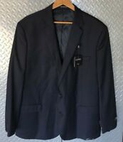 NEW W TAGS Mens RALPH LAUREN RLL Navy Wool Slim  Sportcoat Blazer Jacket