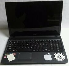 Acer Aspire 5250- 0639 P5WE6 WIndows 7 Laptop 2GB RAM 64Bit/untested - as it is