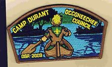 Occoneechee Council Camp Durant OSR 2009 Camp Promotion CSP 700162