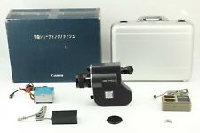 【NEAR MINT w/ CASE】 Canon Scoopic 16 Movie Camera 13-76mm f1.6 JAPAN send #726