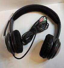 Sweex Headset With Microphone - Black