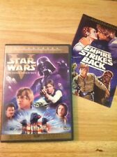 The Empire Strikes Back(DVD,2006,2--Disc,Limited Edition Widescreen)Authentic US