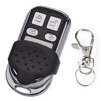 Universal 4 Button Gate Garage Door Opener 433.92MHZ Rolling Code Remote Control