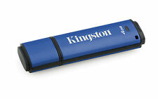 4GB Kingston DataTraveler DTVP30 256-bit AES cifrado USB 3.0 Flash Drive