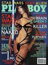 Playboy Magazine June 2005 Star Wars Collectors Issue / Tiffany Fallon POTY