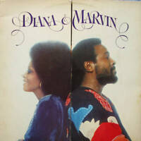 Diana Ross & Marvin Gaye - Diana & Marvin (LP)