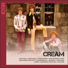 CREAM Icon CD BRAND NEW Compilation Eric Clapton