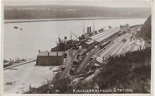 More details for fishguard harbour railway station & docks.