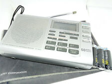 Sony ICF-SW35 SW FM LW AM World Band Radio Digital Tuning Receiver Short Wave