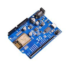 WeMos D1 CH340 WIFI Development Board ESP-12 ESP8266 Arduino UNO Shape Shield