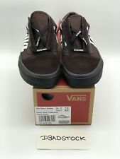 RARE PATTA X Vans Mean Eyed Cat Black Coffee OG uk6.5/us7.5/eu40 DS May 17