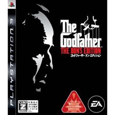 Used PS3 The Godfather: The Don's Edition Japan Import
