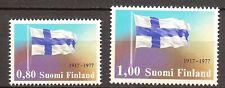 Finland - 1977 - Mi. 819-20 - Postfris - CF425