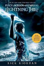 Percy Jackson & The Olympians Book 1 ~ The Lightning Thief ~ by Rick Riordan
