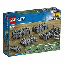 LEGO City - Train Tracks Straight and Curve - 60205