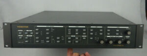 Videotek VTM-440 SD (SDI) Waveform/Vector/Embeded/AES Rasterizer to DVI & SVGA