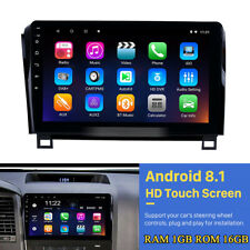 10.1 inch Android 8.1 1+16Gb Car Radio Gps Navigation for Toyota Sequoia Tundra