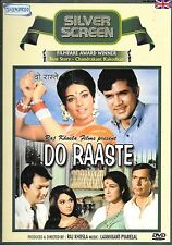 DO RAASTE - RAJESH KHANNA - MUMTAZ - NEW ORIGINAL BOLLYWOOD DVD
