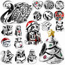 CZ Cubic Zirconia 925 Silver Animals Charms Bead For European DIY Bracelets