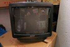 TELEVISORE A TUBO CATODICO CON TELECOMANDO SONY 1993