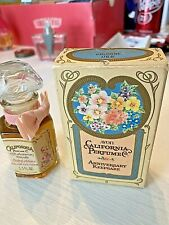 New listing California Perfume Co. Anniversary Bottles 1975 and 1978, Avon
