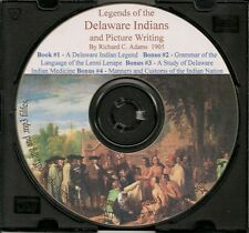 Lenni Lenapa, or Delaware, Indians History + Bonus Books
