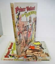 PRINCE VALIANT In The New World by Harold Foster, 1956 in DJ
