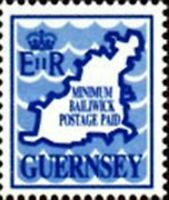 GUERNSEY 1989 14p SMALL FORMAT DEFINITIVE STAMP MNH (a)