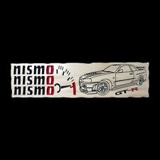 NISMO TACHO R34 GTR - TIMBER SIGN