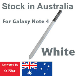 Samsung Galaxy Note 4 Stylus Touch S Pen Replacement for Note 4 Edge N910G White