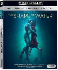 THE SHAPE OF WATER   (4K ULTRA HD ) - Blu Ray -Region free
