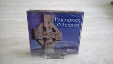 """Coffret 3 CD Musique """"Harmonies Celtiques"""" Neuf sous Blister"""