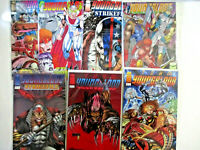 LOT of 7 YOUNGBLOOD titles  (LIEFELD) 0,1,2,3,5,6,9 NM/NM+ 1st Supreme  IMAGE