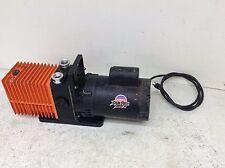 Alcatel M2008A Vacuum Pump Assembly 1 Phase 115/208-230 VAC 1101006401 (TSC)
