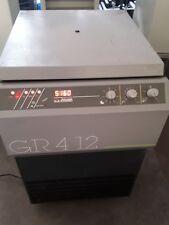 Jouan GR 412 centrifuge with Refrigeration