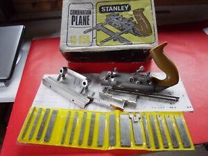 Stanley No.13-050 Combination Plane in Original Box.