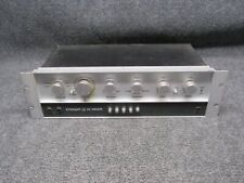 Crown Electronic Equipment Model IC 150A Control Stereo Preamplifier *Tested*