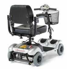 Freerider Mini Ranger 4mph Portable Car Boot Mobility Scooter 12Ah Batteries