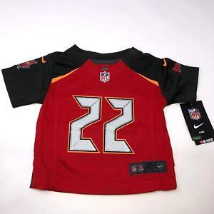 Doug Martin Tampa Bay Buccaneers Nike Youth Red Jersey Toddler 12M