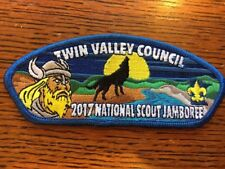 Mint 2017 JSP Twin Valley  Council Coyote