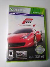 Forza Motorsport 4 (Microsoft Xbox 360, 2011) Complete w/ 2-Discs Racing Game