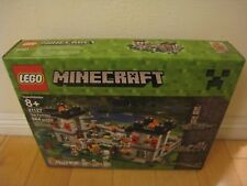 Lego Minecraft The Fortress 21127 984 pcs New Sealed Box