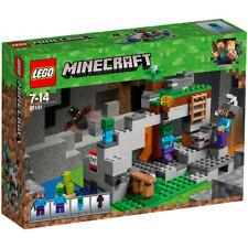 Lego Minecraft The Zombie Cave 21141 NEW