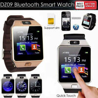 Bluetooth Smart Watch Camera Phone Mate GSM SIM For samsung NEW LG Android