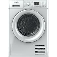 Whirlpool FT CM10 8B UK Condenser Tumble Dryer: Freestanding, 8kg in White