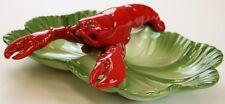 Brad Keeler Twin 'Lobster' Ceramic Platter #2